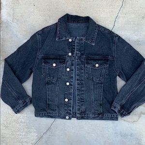 NWOT Brandy Melville John Galt Trucker Jacket